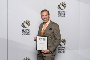 German Innovation Award Winner Ing. Weißmann