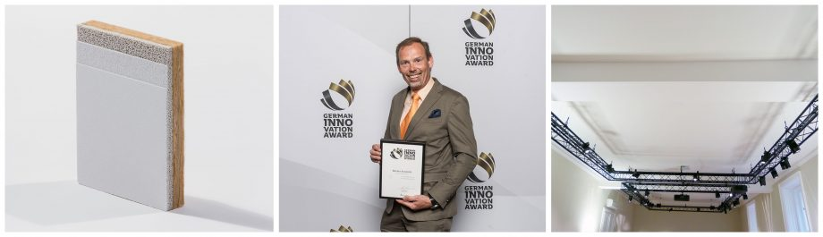German Innovation Award Ing. Christian Weißmann BASWA