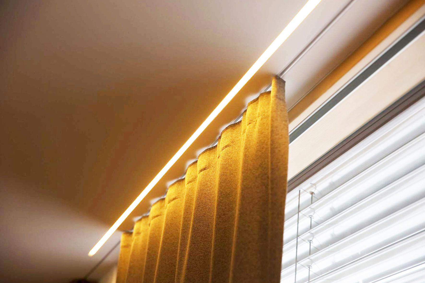 LED-Vorhang-Weissmann